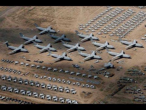 Брошенный военный арсенал,