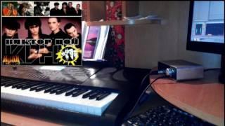В. Цой и гр. Кино - Звезда по имени Солнце - КУКУШКА - ВОЙНА - Следи за собой (MIX) на синтезаторе