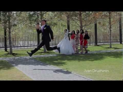 Свадебный клип Женис и Малика