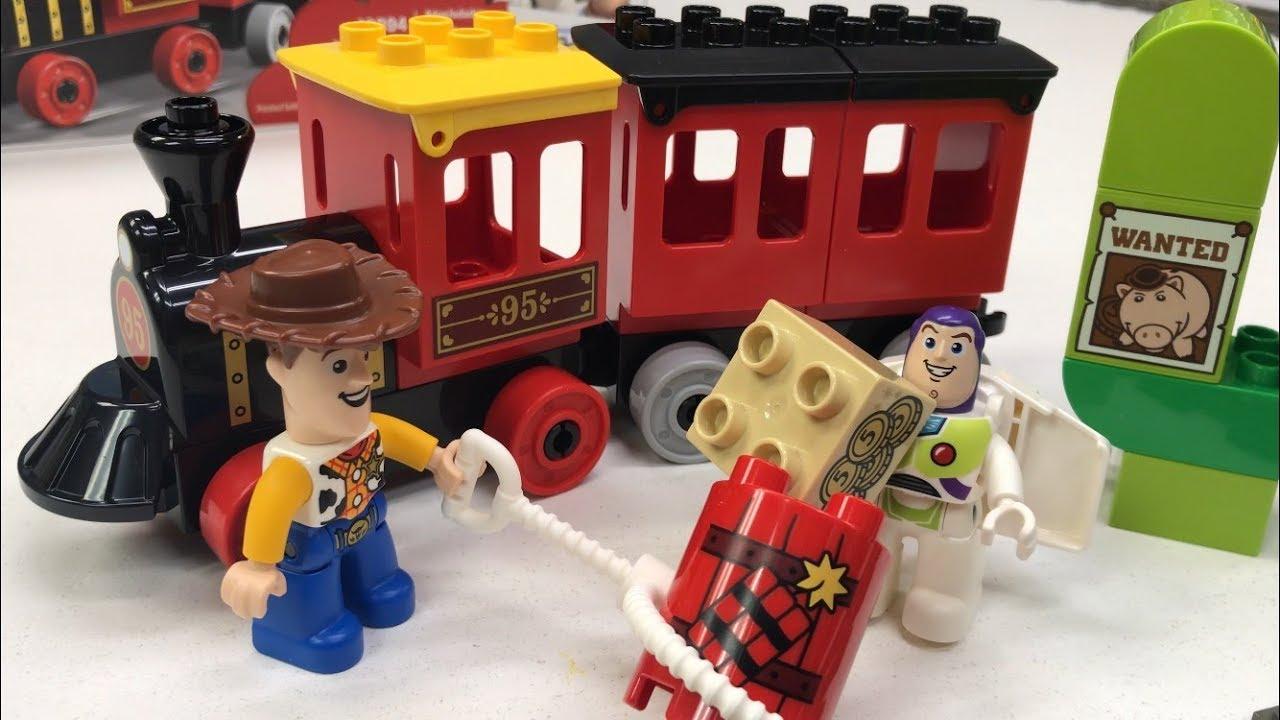 LEGO DUPLO Toy Story 10894 Toy-Story-Zug NEU und OVP