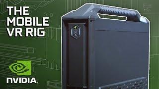 GeForce Garage - Mobile VR Rig