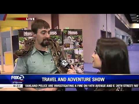 020815 Travel Adventure Fresno Zoo
