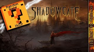 Random Game Hour! - Shadowgate
