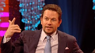 mark wahlberg remembers 57 movie characters in 16 seconds the graham norton show