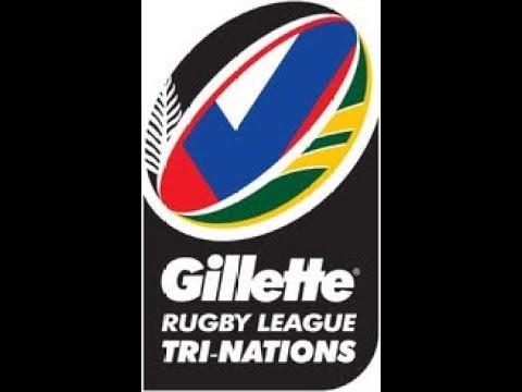 2006 Tri-Nations..Game 1..New Zealand V Australia