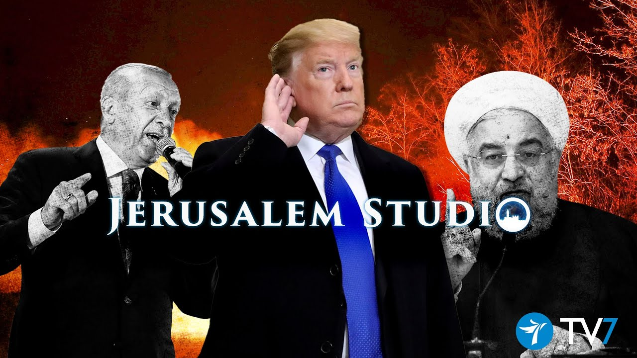 Struggles of democracies to combat totalitarian regimes – Jerusalem Studio 482