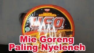 Review Mie Goreng Ramen Ufo Saus Jepang