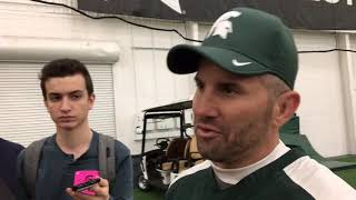 Mike Tressel on finding '22 starters' on defense