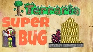 Terraria 1.2.4 Mobile & Pc - SUPER BUG, DUP/СУПЕР БАГ, ДЮП