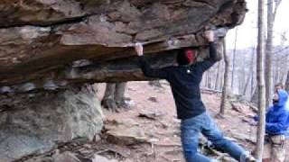 Bouldering Orbital Mechanics--HCR--Akansas