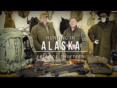 Epic Moose, Caribou, Grizzly and Black Bear Hunt in Alaska: Final Reflections