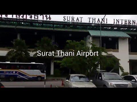 Surat Thani Airport Southern Thailand – Koh Samui Ferry Transport