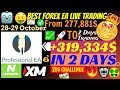 Forex EA Live Accurate Robot Trading Results +319,334$ In 2 Days!!!  Professional EA