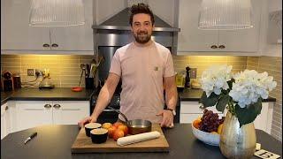 Gordon Ramsay Restaurant Chef, Ben Waugh bakes a tarte tatin