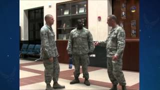 Air Force Report: 1st Sergeant Duty | MiliSource