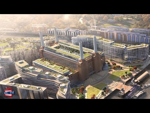 The future of Battersea Power Station