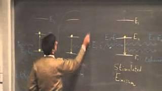 Emission and absorption of photons, quantum harmonic oscillator (04 of 41)