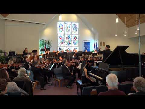 Beethoven Piano Concerto No.3 - Allison Yu (13yrs)