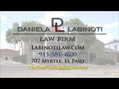Personal Injury & Employment Law Attorney El Paso Tx