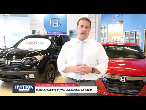 Chrysler Dodge Jeep Ram Dealership Columbus, GA   Why Buy Mike Patton CDJR La Grange, GA