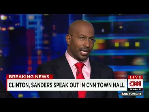 "Van Jones: Clinton Claiming She's Progressive Is Like Travolta Saying ""I Never Did Disco"""