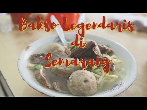 Food Vlog : Bakso legendaris di Semarang