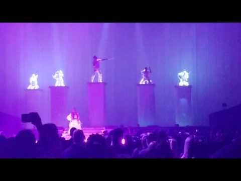 Ariana Grande Pepsi Center Denver, CO 4/3/2017