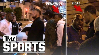 BRANDON JENNINGS, JOHN WALL INSULTED & THREATENED ... At Hollywood Club | TMZ Sports