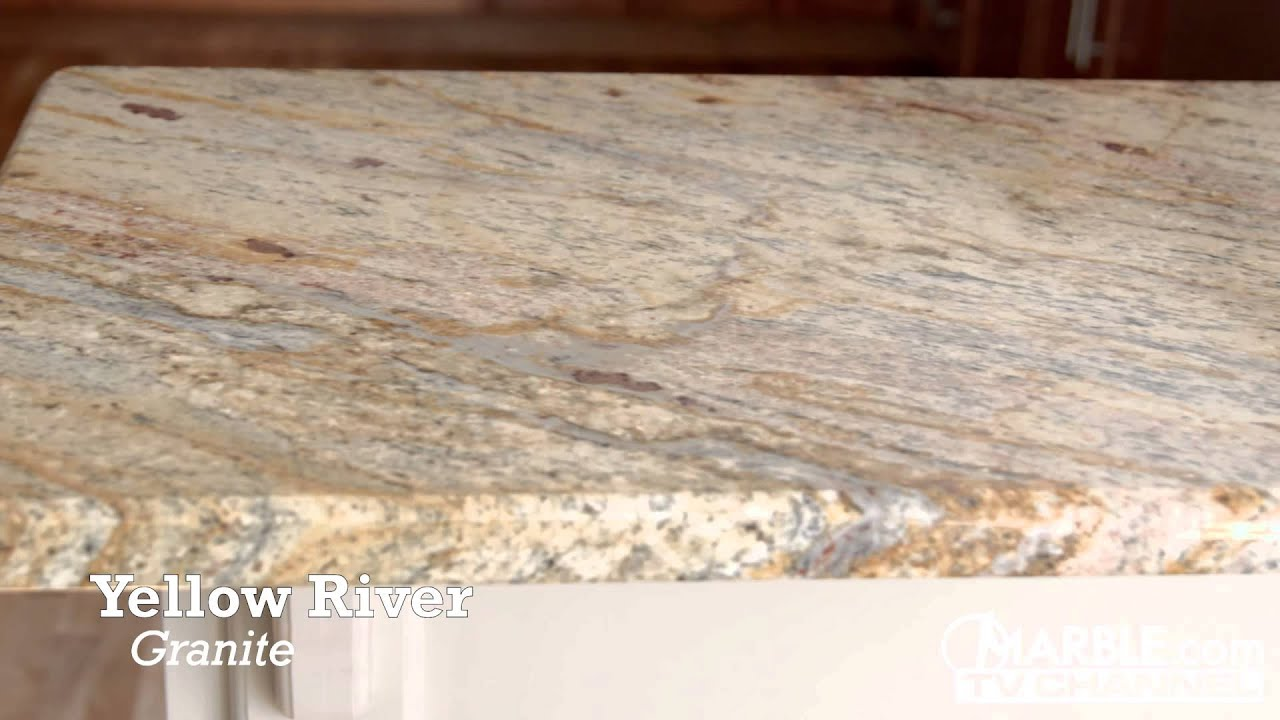 Yellow River Granite Kitchen Countertops Ii Youtube