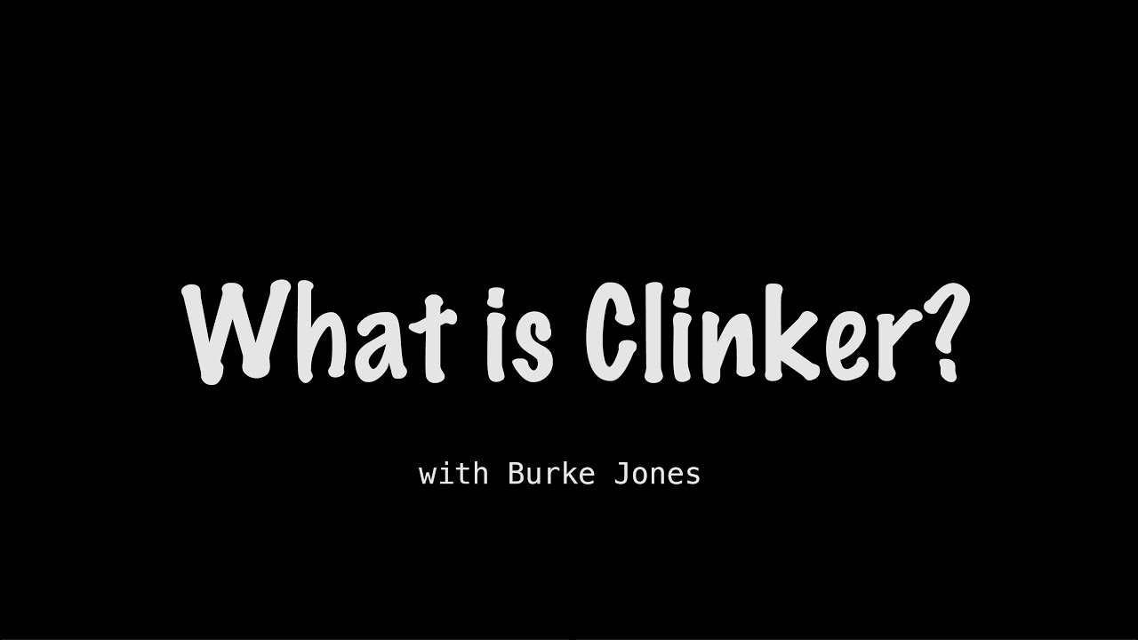 What Are Clinkers : What is clinker youtube