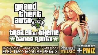 GTA 5 Remix - Trailer Theme Remix (GTA V Electro House by Plasma3Music & BMIZ)