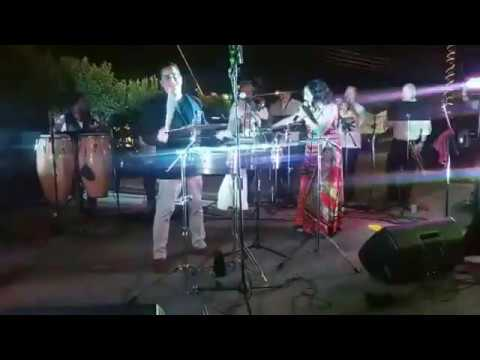 Tito Puente Jr @ Deser Rose In Glendale, AZ