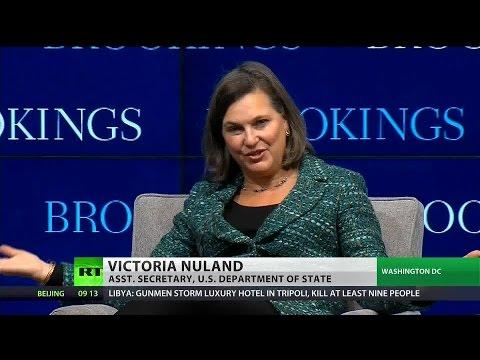 Nuland trolls RT, calls MSM 'dynamic truthful opinion'
