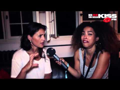 Jessie Ware KISS FM Interview (2014)