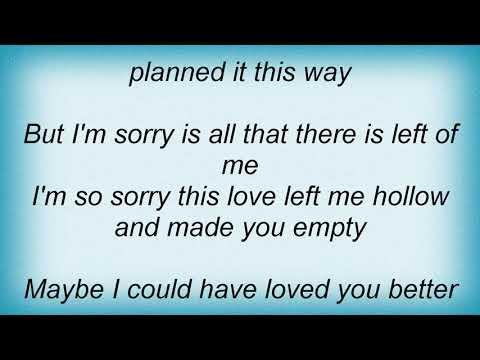 Jewel - Everything Breaks Sometime Lyrics