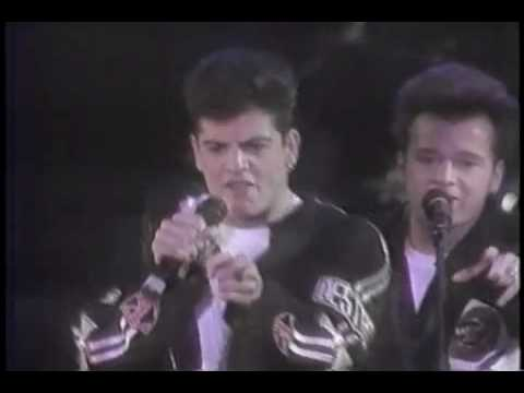 ① My Favorite Girl Live In NY Opening- New Kids On The Block