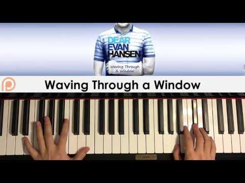 Waving Through a Window - DEAR EVAN HANSEN Original Broadway (Piano Cover) | Patreon Dedication #111