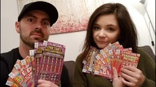 £50 National Lottery Tickets! What Will We Win?