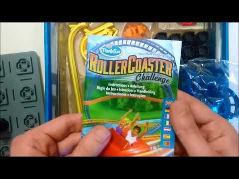 [Disinscatola] - 31 - Roller Coaster Challenge (unboxing) by fabiofiol