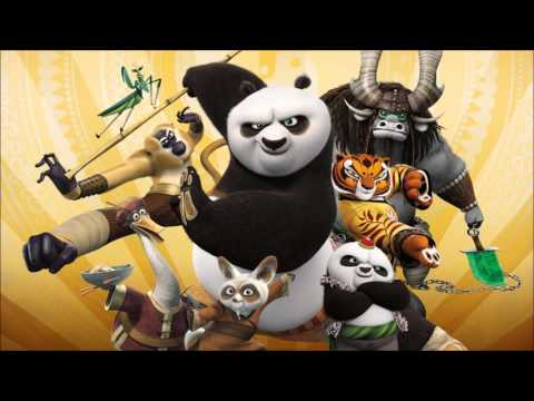 Kung Fu Panda - Inner peace music extended theme