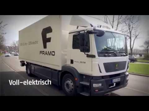 eTruck - Antriebslösungen für eNutzfahrzeuge