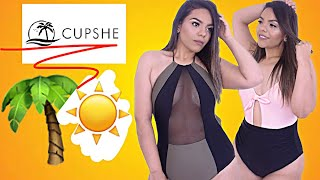 TRY ON HAUL BIQUINIS 👙 TALLA GRANDE 👌🏼 CUAL LES GUSTO MAS???? CUPSHE
