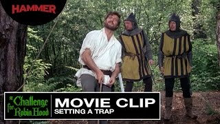 A Challenge For Robin Hood / Setting A Trap (Official Clip)