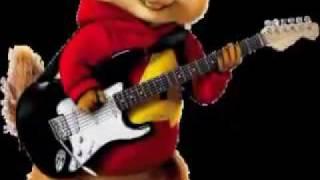 Alvin y las ardillas Tu no eres para mi Fanny lu