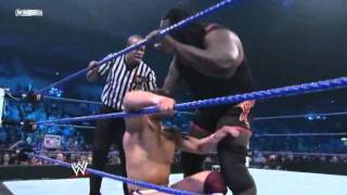 WWE Smackdown 11.11.2011 Mark Henry vs Daniel Bryan.русс,озв от 545TV