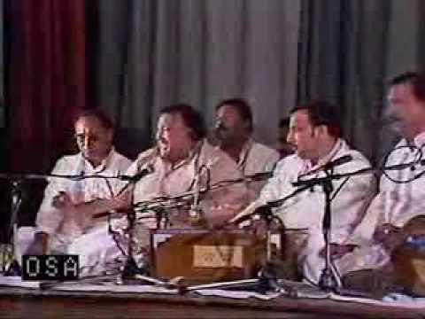 Pir Naseer UdDin Naseer R.A BEST KALAM READ BY NUSRAT FATHA ALI KHAN PART 1.wmv