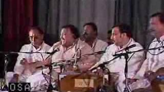 Pir Naseer UdDin Naseer R.A BEST KALAM READ BY NUSRAT FATHA ALI KHAN PART 1.wmv