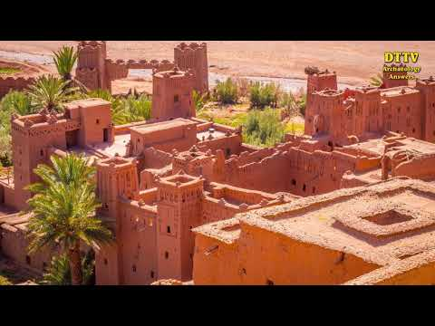 Incredible African Ruins | Ancient Pyramids, Rock Cut Buildings and Huge Stone Structures