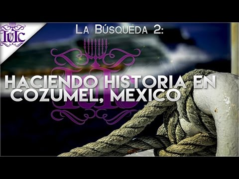 IUIC: The Quest II - Making History In Cozumel, Mexico!!!