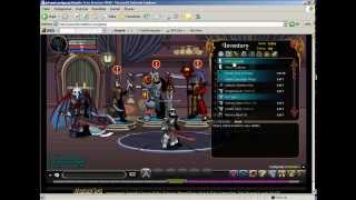 "How to get the rare ""NO class"" on AQWorlds (Adventure Quest Worlds) Best Guide ever seen on YouTube!"